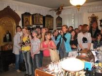 Мастер-класс Куртмулаева В.Н. для итальянских гостей